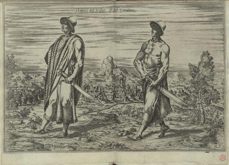 """Res. 3998 P. - 0004_new - Filippo Pigafetta (1533-1604) – """"Relatione del Reame di Congo et delle circonuicine contrade"""". In Roma : appresso Bartolomeo Grassi, 1591 BNP RES. 3998 P."""