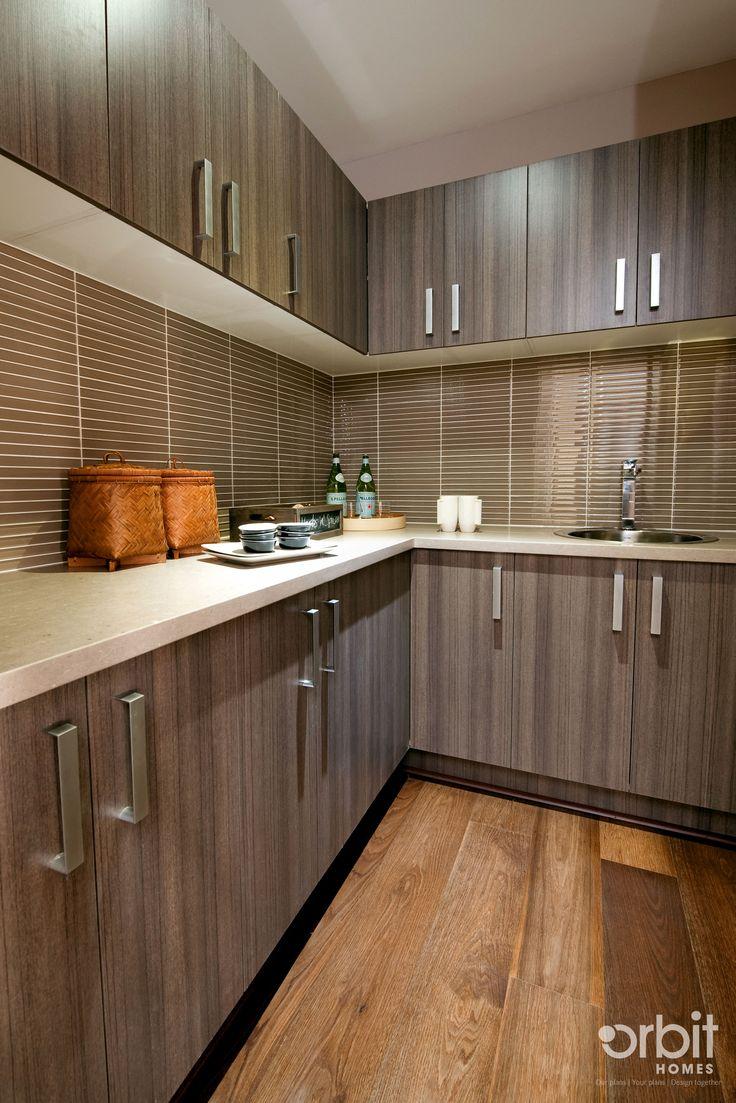 Orbit homes home builders - Orbit Homes Oasis 33 Walk In Pantry