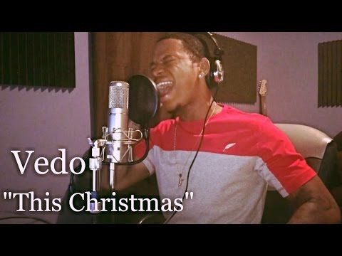 "Chris Brown - This Christmas (Cover) By: @VedoTheSinger...Li'Mari' (Echoing Soundz) sends the video of the Voice's Vedo performing Chris Brown's ""This Christmas"".  Also congrats to this talented artist signing a record deal with Platinum Power Moves.  This Christmas- Download Link: https://soundcloud.com/vedo-thesinger..."