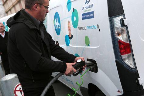 Voiture à hydrogène : Rodez achète deux Renault Kangoo Z.E. H2