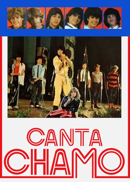 Canta Chamo - Enrique, Walter, Gabriel, Will, Winston and Argenis are Los Chamos, the Venezuelan music group that took Latin America and the world by storm.