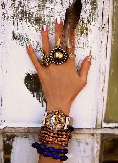 #bohemian #fashion #free #feather #jewelry
