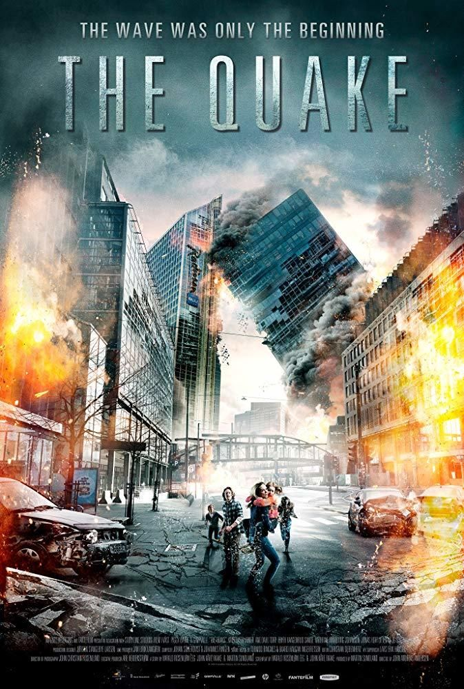First Look At The Quake Disaster Movie English Movies Full Movies