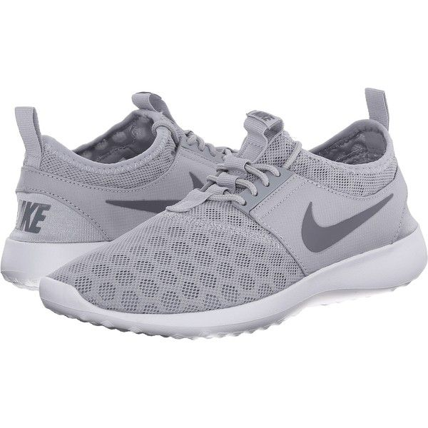 Nike Juvenate Women's Shoes, Gray ($68) ❤ liked on Polyvore featuring shoes, athletic shoes, grey, nike, grey shoes, nike footwear, nike shoes and travel shoes
