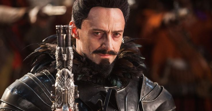Over 50 'Pan' Photos Show Hugh Jackman Invading Neverland -- The classic J.M. Barrie fairytale comes to life like never before in the fantasy adventure 'Pan' this October. -- http://movieweb.com/pan-movie-2015-photos-hugh-jackman/
