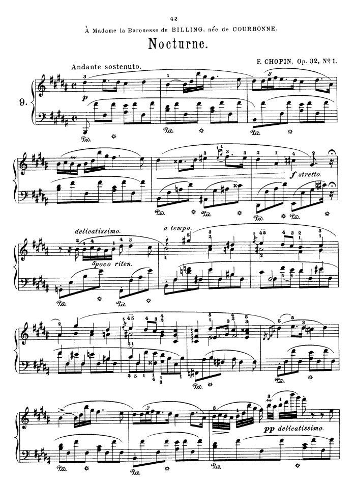 form in chopin nocturne in d Nocturne op 9 no 2 in eb sound good also played the classical guitar, just for the lyrical and introspective he has try to play it with this guitar score and tab.