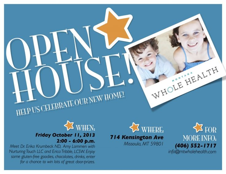 Best Open House Images On   Flyer Design Real Estate
