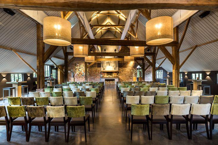Trouwlocatie De Landgoederij in Bunnik. http://delandgoederij.nl