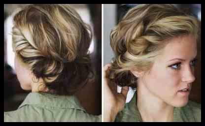 Chaotisch Frisur Ideen, Kurze Frisur Frisuren für Mädchen …