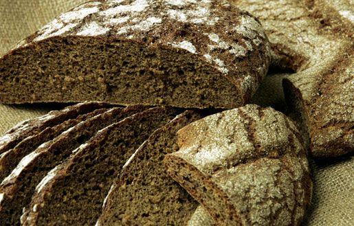 Ruisleipä (rye bread).   42 Traditional Finnish Foods That You Desperately Need In Your Life
