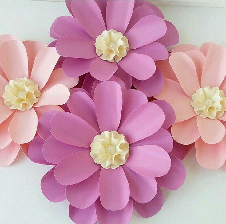 Flori de hartie pentru nunta si botez, buchet mireasa, lumanari, cocarde si marturii