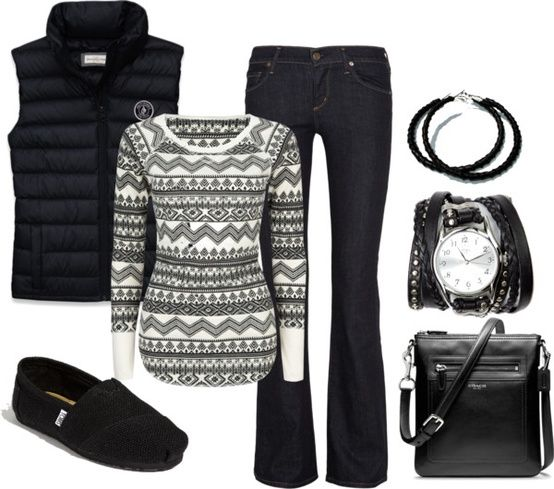 """""""Winter"""" - Click image to find more women's fashion Pinterest pins"""
