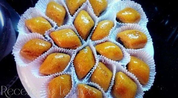Makrout lassel, makrout aux amandes  Makrout lassel ou makrout aux amandes sont des gâteaux alg...