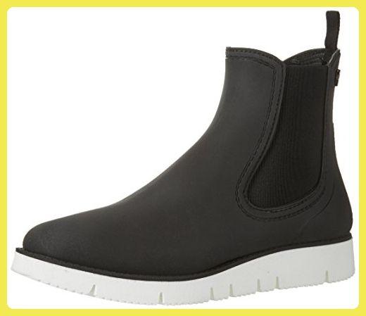Liebeskind Berlin Damen LF175120 Rubber Gummistiefel, Schwarz (Nairobi Black), 38 EU - Stiefel für frauen (*Partner-Link)