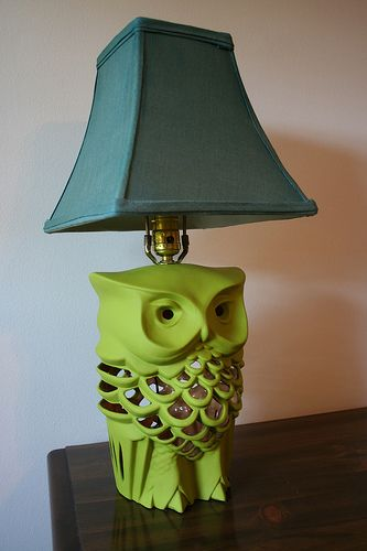Handmade Detroit | Owls that light up your life