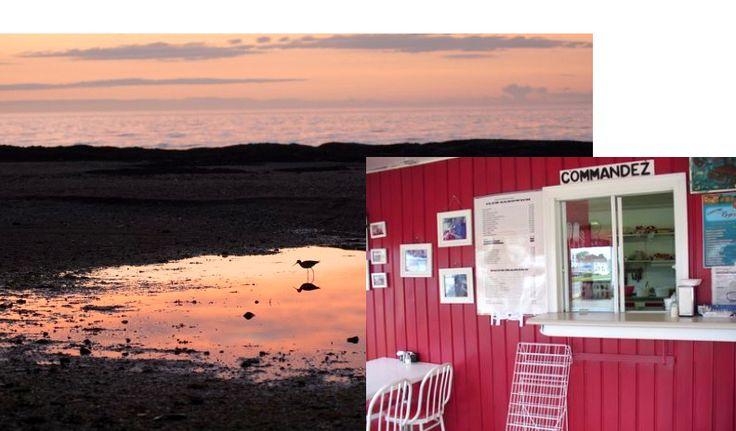 C'est au bord du fleuve à Sainte-Flavie dans le Bas Saint-Laurent. Les clams frites (palourdes frites) et les guédilles (homard, crevettes, poulet) sont démentielles! »