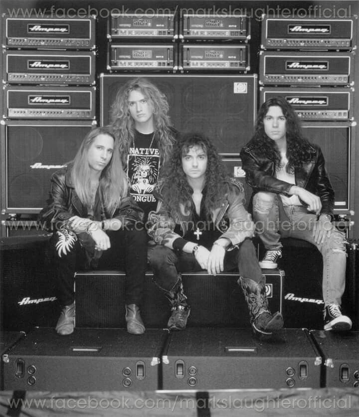 the life and philosophies of mark slaughter Mark slaughter is creating music with passion that rocks and stays true to the  music that made the soundtrack to his life wait till ya hear this one -- jeb wright .
