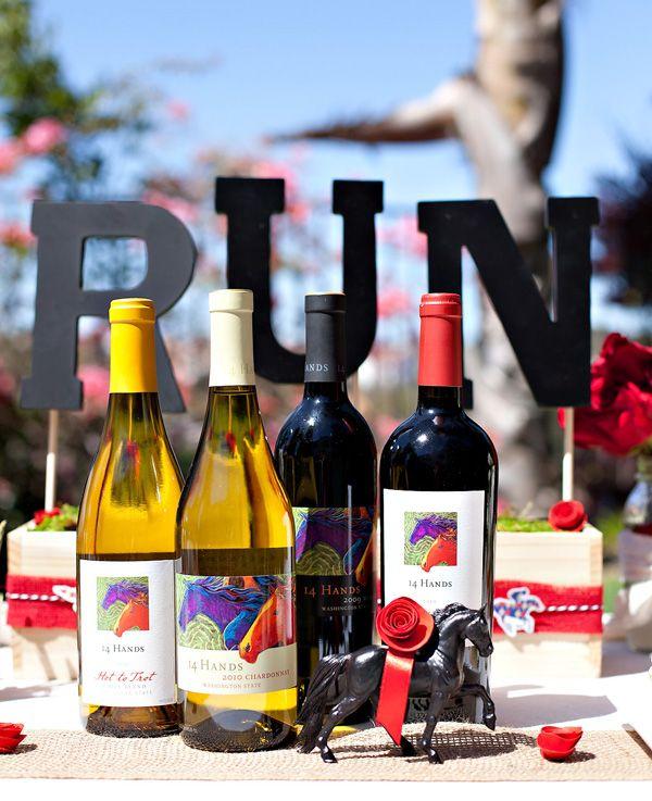 14-hands-wine-kentucky-derby-party