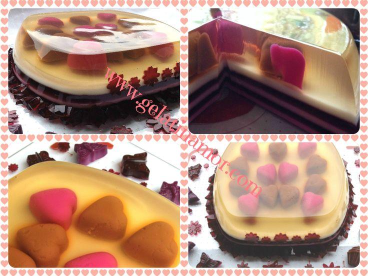 Jelly Cakes encapsulada!