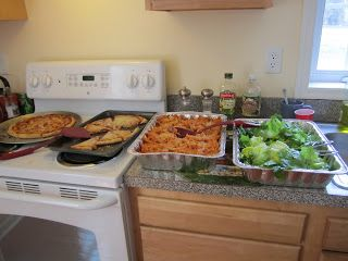 Cheap and Wise: Cater Your Own Party **NOTES: great, quick ziti for a large family or potluck**