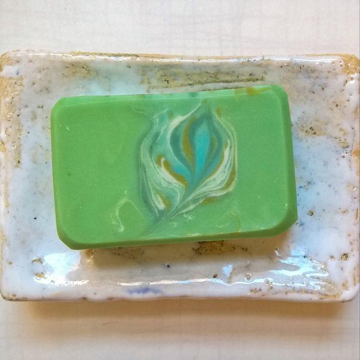 Green Apple - a nice fresh scent | svěží šťavnatá a lehká vůně, fakt zelené jablko k nakousnutí