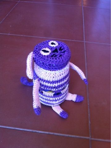 Con estas manazas: Renata #amigurumi #crochet #ganchillo