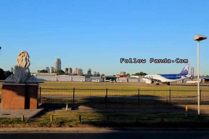 City Airport - Buenos Aires, Argentina | FollowPanda.COM