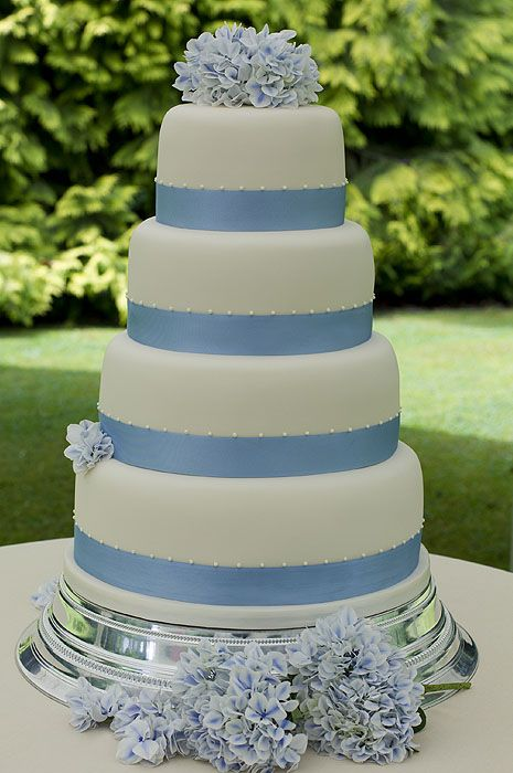 hydrangea four tier wedding cakeBlue Hydrangeas Wedding, Blue Hydrangea Wedding, Wedding Cake With Hydrangeas, Cake Ideas, Blue Wedding Cakes, Hydrangeas Wedding Cake, Blue Weddings, 465700, Cake Hydrangeas