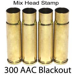 300 blackout brass is really liked by different professional shooters all around the world.  It is perfect for many reasons. It works with the standard 5.56 .233, but it is needed to change the barrel. Every other thing in AR 15 remains as it is.