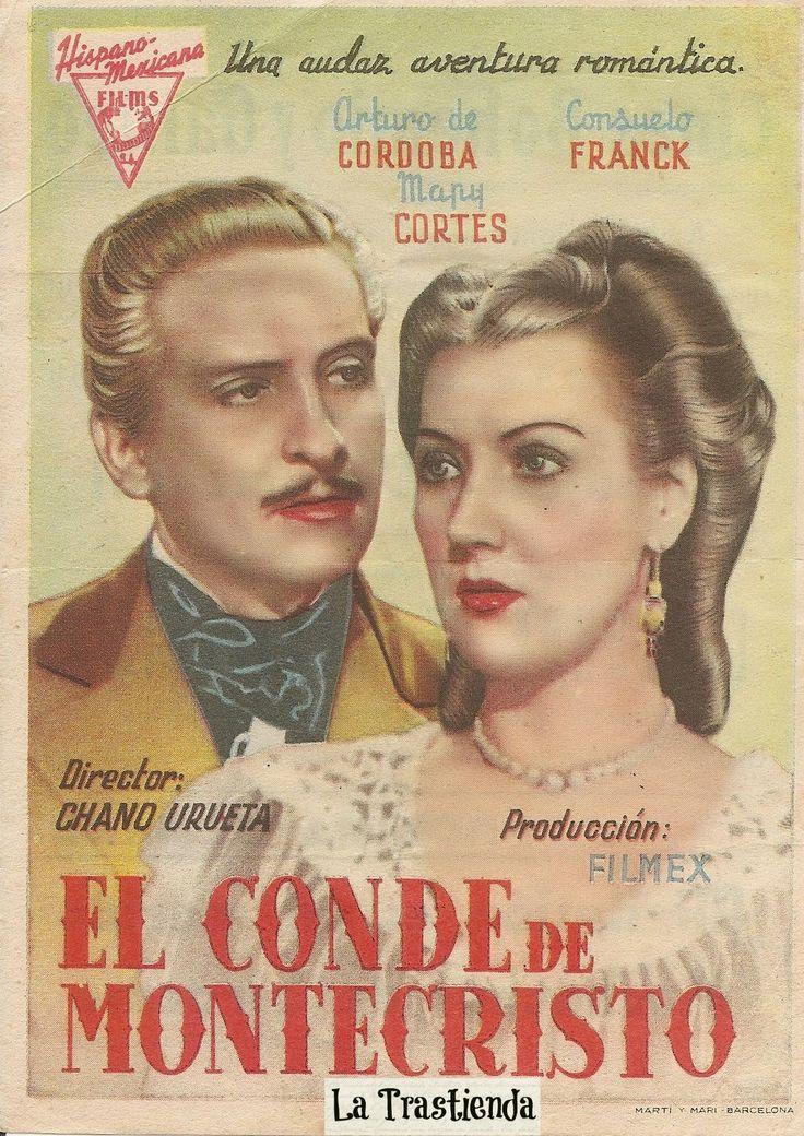 Programa de Cine - El Conde de Montecristo (2)
