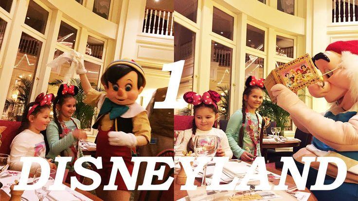Диснейленд отель ВЛОГ Париж играем с Микки Маус, Тигра/ Disneyland hote...