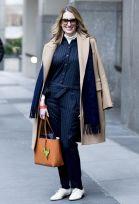 Уличный стиль на неделе Нью-Йорк Мужская мода Осень 2017