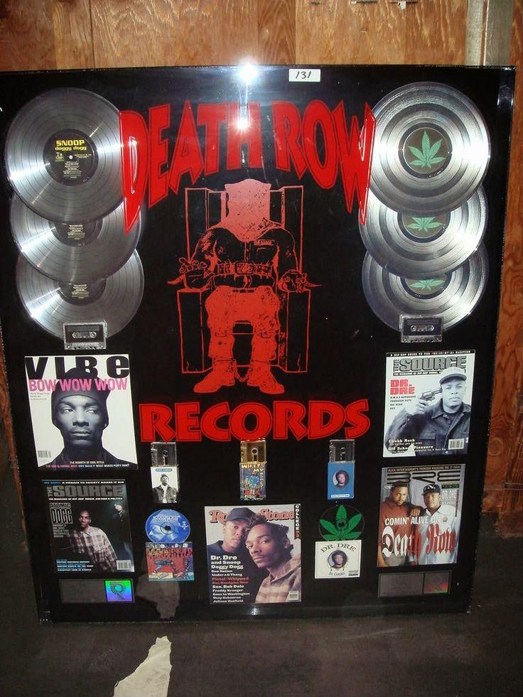 Can-Am Recorders Death Row Suge Knight Dr. Dre Snoop Dogg Tupac Chris Lord Alge Mix LA Tarzana Oxnard