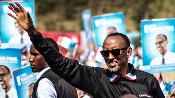Rwanda election: President Paul Kagame wins by landslide - BBC News