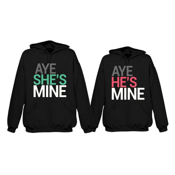 Cute Matching Hoodies Sweatshirts for Romantic Couple - Black... ($68) ❤ liked on Polyvore featuring tops, hoodies, sweatshirts, couples, shirts, sweaters, disney hoodie, disney sweatshirt, unisex hoodies and hooded pullover sweatshirt