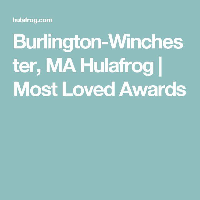 Burlington-Winchester, MA  Hulafrog | Most Loved Awards