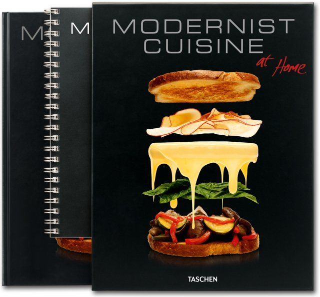 Modernist Cuisine at Home. TASCHEN Books (XL-Format)