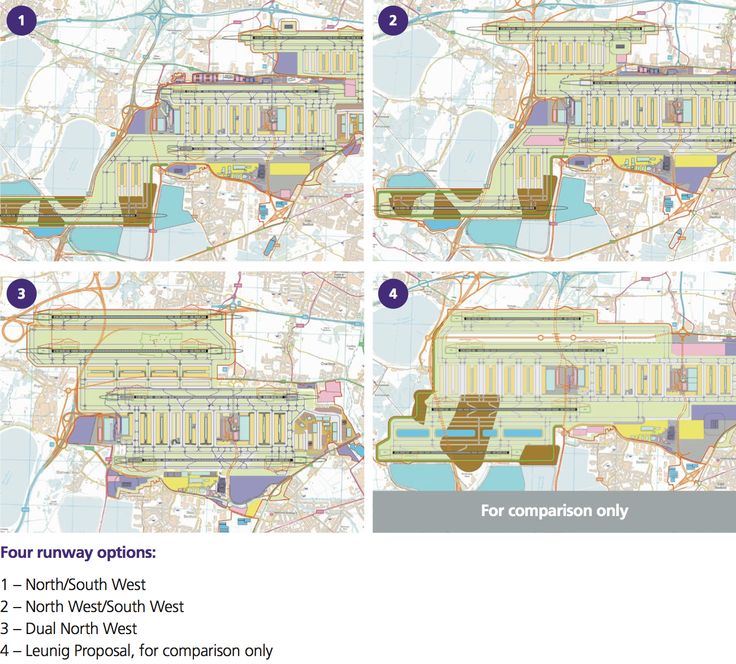 Heathrow has confirmed for the first time that it has plans for a fourth full-size runway over Colnbrook and Poyle, echoing proposals by Tim Leunig three ...