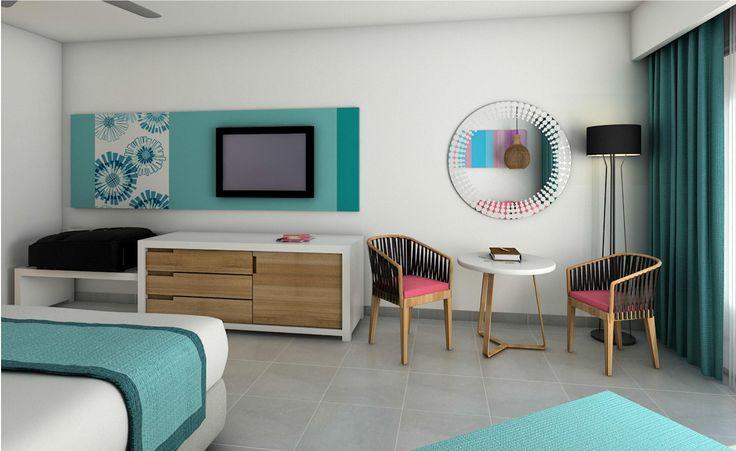 Privilege Deluxe Room #oceanvistaazul #oceanbyh10hotels #oceanhotels #h10hotels #h10 #hotel #hotels