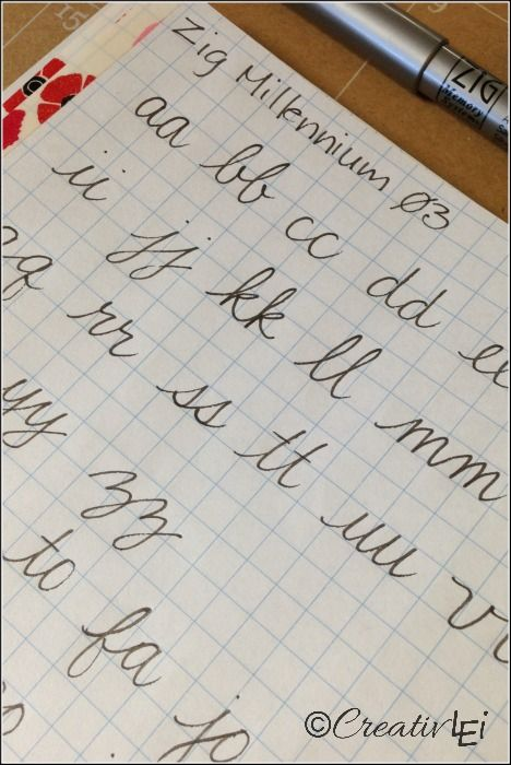 Do you remember learning cursive writing in school? It doesn't have to be a lost skill!