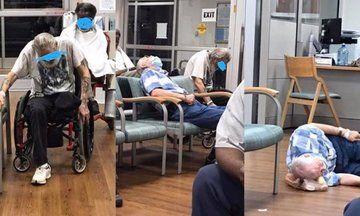 Photos Showing 'Shameful' Scenes At VA Hospital Prompt Investigation | The Huffington Post