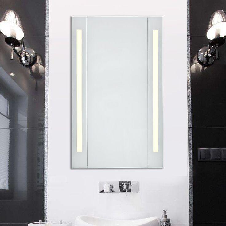 Die besten 25+ beleuchteter Medizinschrank Ideen auf Pinterest - badezimmer spiegelschrank led