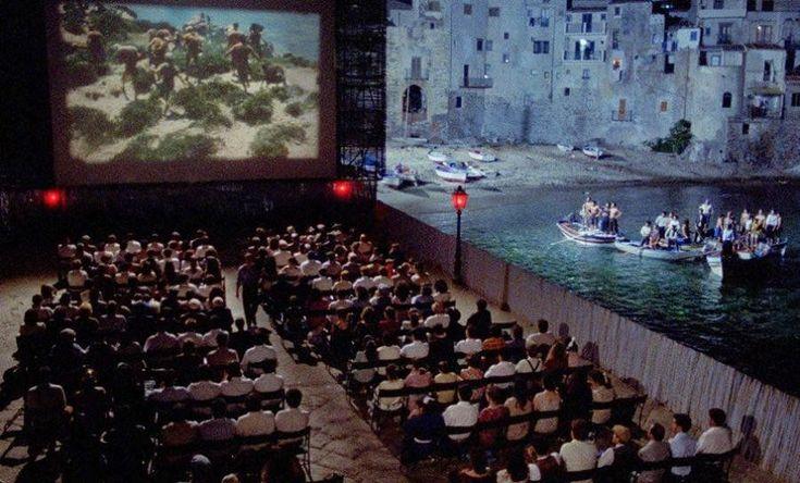 CINEMA PARADISO (1988) Director of Photography: Blasco Giurato | Director: Giuseppe Tornatore