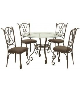 Found It At Wayfair   Harold 5 Piece Dining Set In Copper