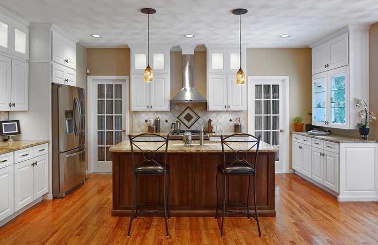 10 besten Kitchen Cabinet Refacing Bilder auf Pinterest