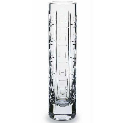 Baccarat crystal equinoz bud vase 2102661 hand blown baccarat crystal height 9