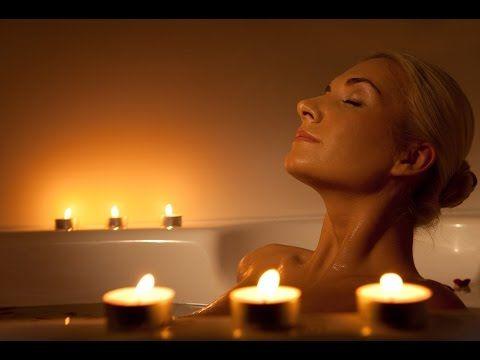 Pihentető gyógyfürdő zene, Zene stresszoldáshoz, Pihentető zene, Meditációs, ☯425 - YouTube