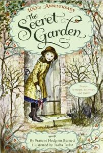 """""""The Secret Garden"""" by Frances Hodgson Burnett 