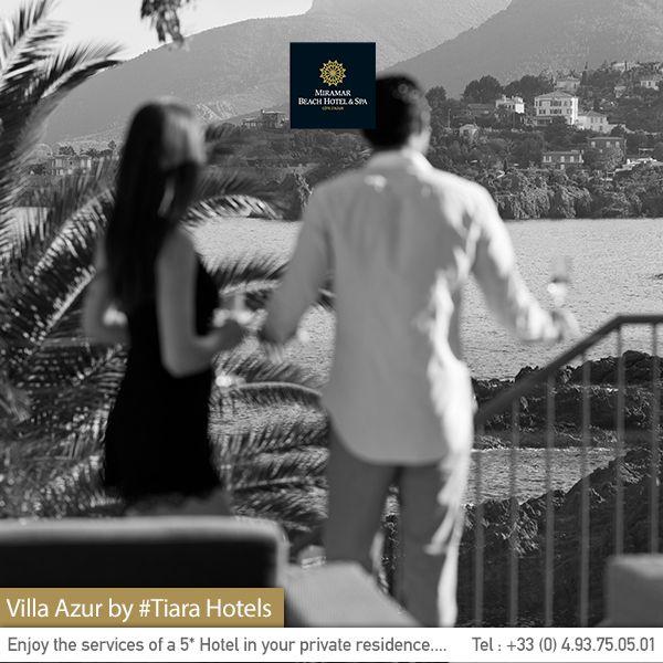 #Villa Azur by Tiara Hotels & Resorts. A different experience of the French  #Riviera. Une expérience différente de la Côte d'Azur.