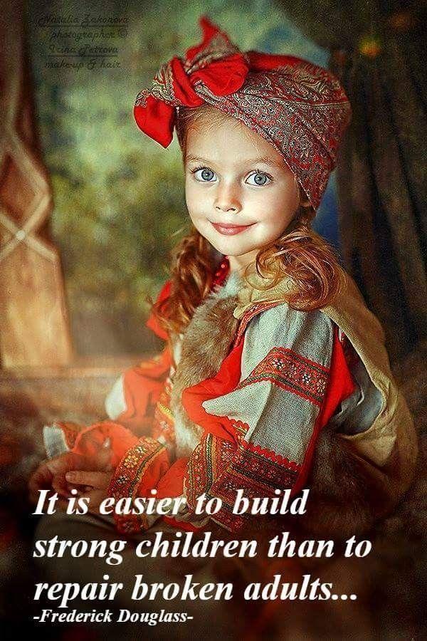 Build stronger children